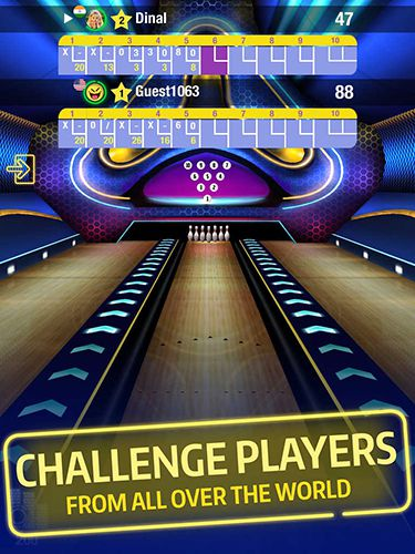Free Bowling central download for iPhone, iPad and iPod.