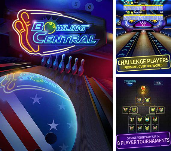 In addition to the game Subway surfers: Hawaii for iPhone, iPad or iPod, you can also download Bowling central for free.