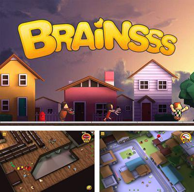 In addition to the game Shake spears! for iPhone, iPad or iPod, you can also download Brainsss for free.