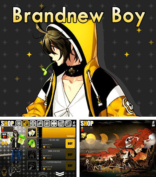 In addition to the game Exodite for iPhone, iPad or iPod, you can also download Brandnew boy for free.