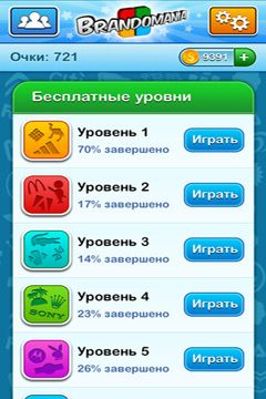Download Brandomania Pro iPhone free game.
