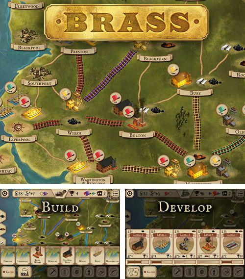 Download Brass iPhone free game.