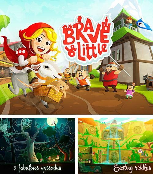 In addition to the game Celleste for iPhone, iPad or iPod, you can also download Brave and little adventure for free.
