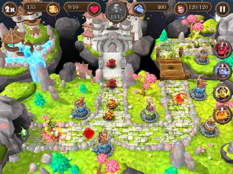 Free Brave guardians download for iPhone, iPad and iPod.