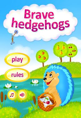 Brave Hedgehogs