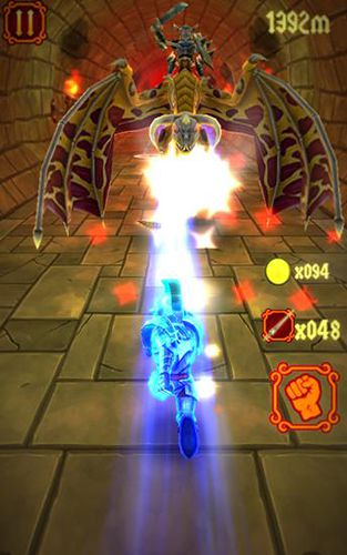 Download Brave knight rush iPhone free game.