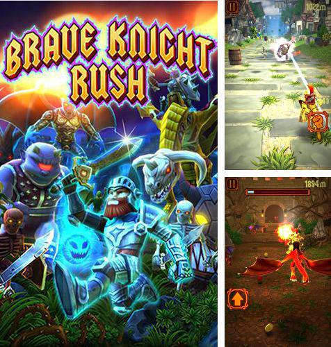 In addition to the game Doodle Truck 2 for iPhone, iPad or iPod, you can also download Brave knight rush for free.
