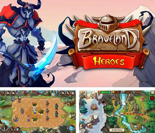 Download Braveland heroes iPhone free game.