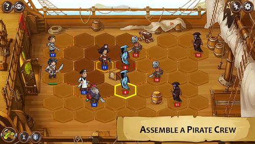 Download Braveland: Pirate iPhone free game.