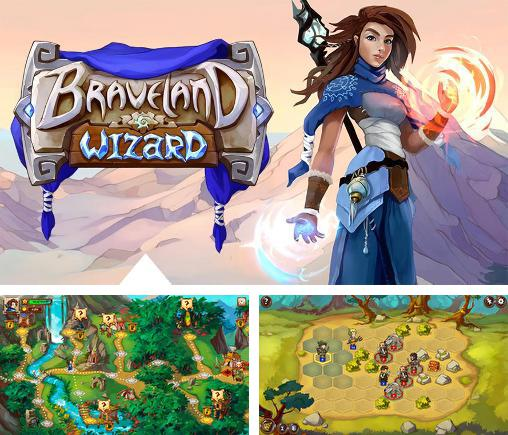 In addition to the game Extreme Skater for iPhone, iPad or iPod, you can also download Braveland: Wizard for free.