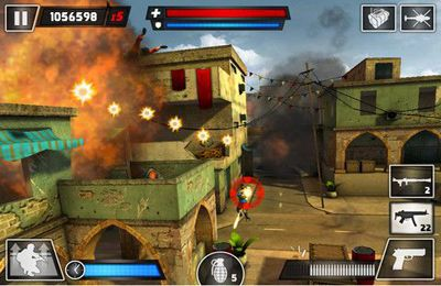 Download Bravo Force: Last Stand iPhone free game.