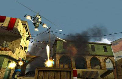 Free Bravo Force: Last Stand download for iPhone, iPad and iPod.