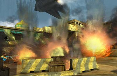 Screenshots of the Bravo Force: Last Stand game for iPhone, iPad or iPod.