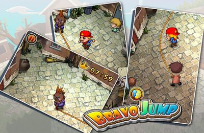 Download Bravo Jump iPhone free game.