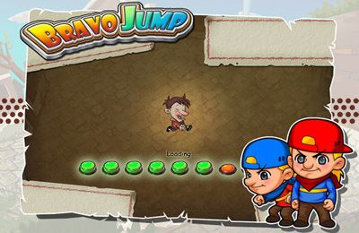 Free Bravo Jump download for iPhone, iPad and iPod.