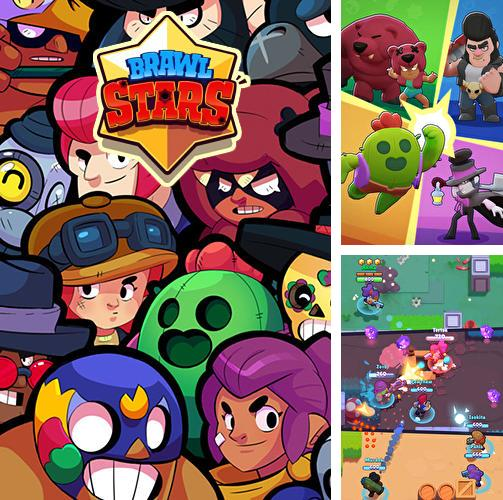 In addition to the game Blaze and the monster machines for iPhone, iPad or iPod, you can also download Brawl stars for free.