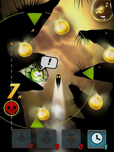 Écrans du jeu Break free pour iPhone, iPad ou iPod.