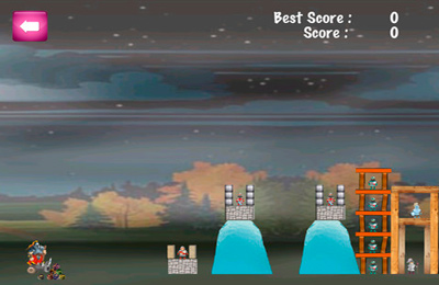 Screenshots vom Spiel Break The Castle für iPhone, iPad oder iPod.