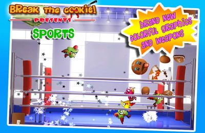 Free Break the Cookie: Sports download for iPhone, iPad and iPod.