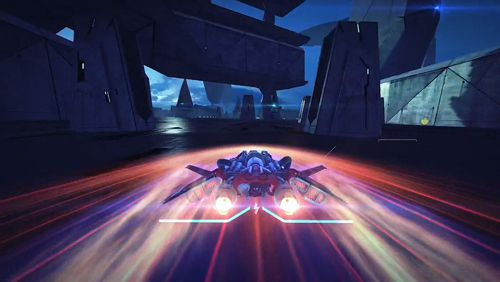Capturas de pantalla del juego Breakneck para iPhone, iPad o iPod.