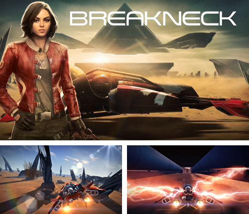 In addition to the game The desolation of dragons for iPhone, iPad or iPod, you can also download Breakneck for free.