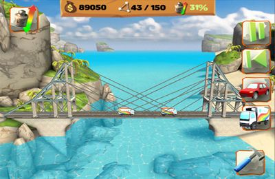 iPhone、iPad および iPod 用のBridge Constructor Playgroundの無料ダウンロード。