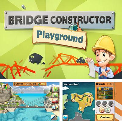 In addition to the game Alien evolution world for iPhone, iPad or iPod, you can also download Bridge Constructor Playground for free.
