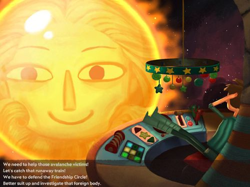 Descarga gratuita de Broken age para iPhone, iPad y iPod.
