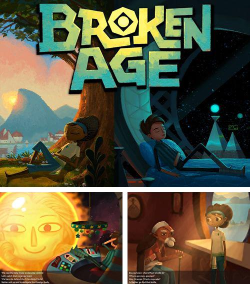 In addition to the game Space Hulk for iPhone, iPad or iPod, you can also download Broken age for free.
