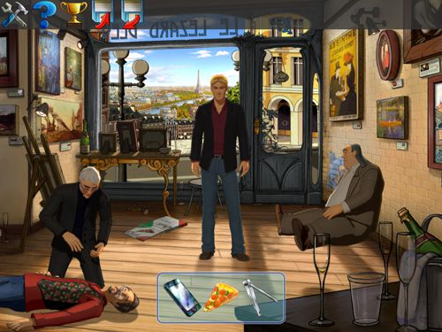Download Broken sword 5: The serpent's curse iPhone free game.