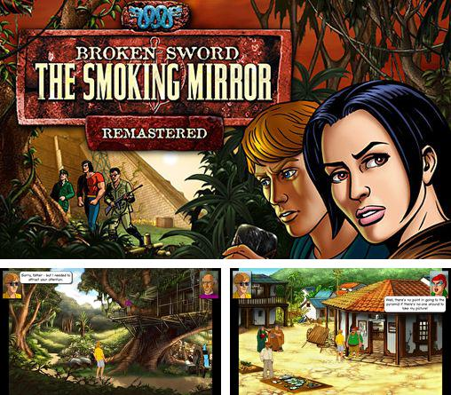 In addition to the game Truck driver 3 for iPhone, iPad or iPod, you can also download Broken sword: The smoking mirror. Remastered for free.