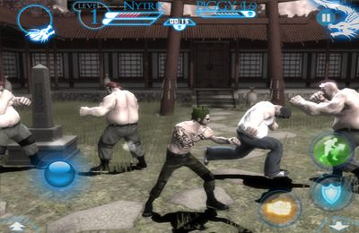 Download Brotherhood of Violence iPhone free game.