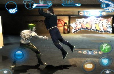 Capturas de pantalla del juego Brotherhood of Violence para iPhone, iPad o iPod.