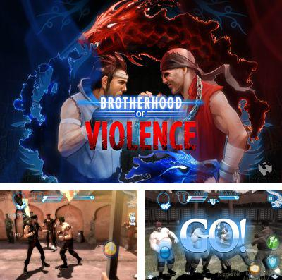 In addition to the game Crazy Cars - Hit The Road for iPhone, iPad or iPod, you can also download Brotherhood of Violence for free.