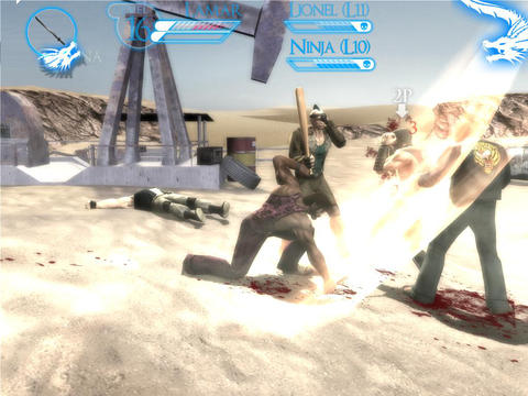 Download Brotherhood of Violence 2 : Blood Impact iPhone free game.