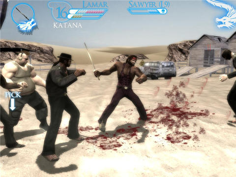 Téléchargement gratuit de Brotherhood of Violence 2 : Blood Impact pour iPhone, iPad et iPod.