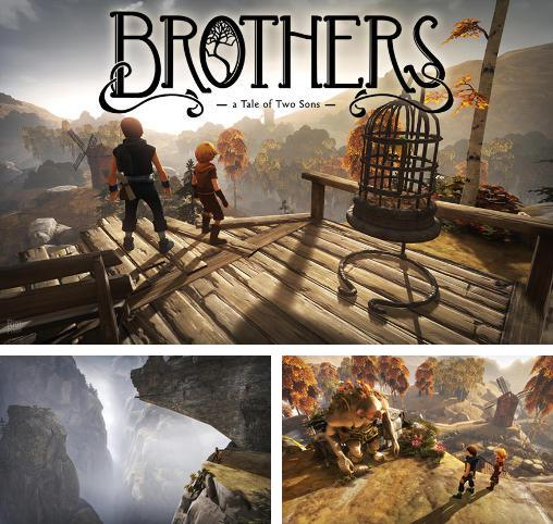 In addition to the game Paper train: Traffic for iPhone, iPad or iPod, you can also download Brothers: A Tale of Two Sons for free.