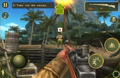 Игра Brothers in Arms 2: Global Front для iPhone
