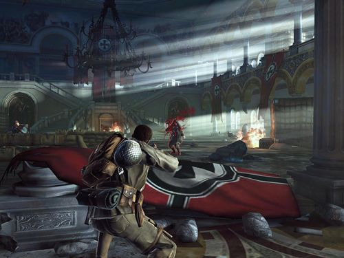 Screenshots of the Brothers in arms 3: Sons of war game for iPhone, iPad or iPod.