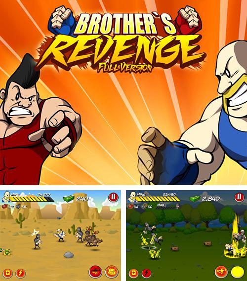 Download Brother's revenge iPhone free game.