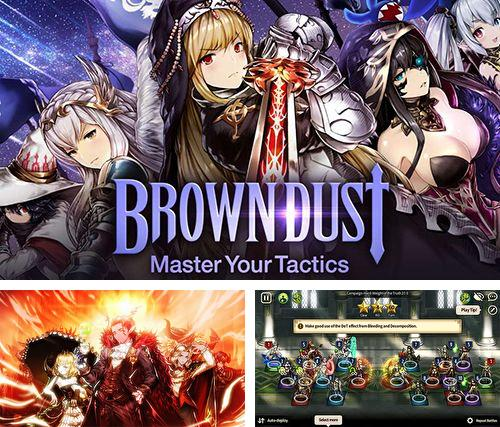 Download Brown dust iPhone free game.