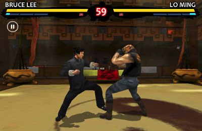 Screenshots do jogo Bruce Lee Dragon Warrior para iPhone, iPad ou iPod.