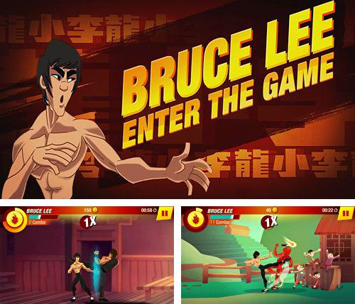 In addition to the game Great little war game for iPhone, iPad or iPod, you can also download Bruce Lee: Enter the game for free.