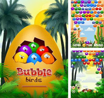 In addition to the game Tank hero for iPhone, iPad or iPod, you can also download Bubble Birds HD for free.