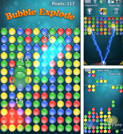 In addition to the game Slender-Man for iPhone, iPad or iPod, you can also download Bubble Explode for free.