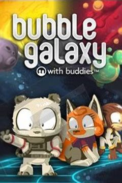 Bubble Galaxy With Buddies