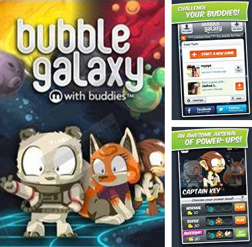 In addition to the game Fly Fishing 3D for iPhone, iPad or iPod, you can also download Bubble Galaxy With Buddies for free.