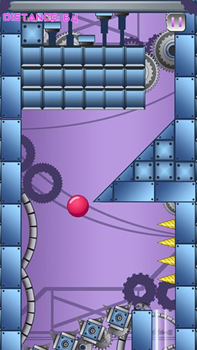 Screenshots vom Spiel Bubble gum drop für iPhone, iPad oder iPod.