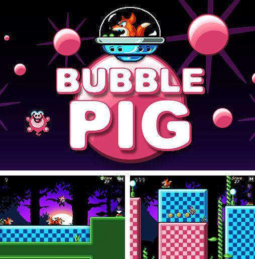 In addition to the game Gorilla Gondola for iPhone, iPad or iPod, you can also download Bubble pig for free.
