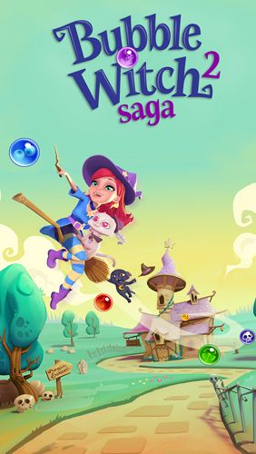 Bubble witch 2: Saga
